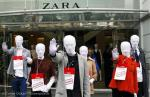 'Detox' Zara Day Of Action, Istanbul